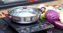 Bảng giá bếp điện từ Kangaroo cập nhật mới nhất tháng 12/2018
