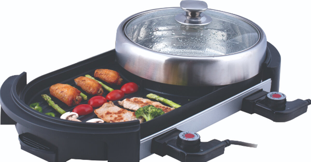 Bảng giá bếp lẩu nướng giá rẻ cập nhật mới nhất năm 2019