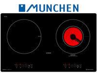 Bảng giá bếp từ Munchen cập nhật tháng 12/2017