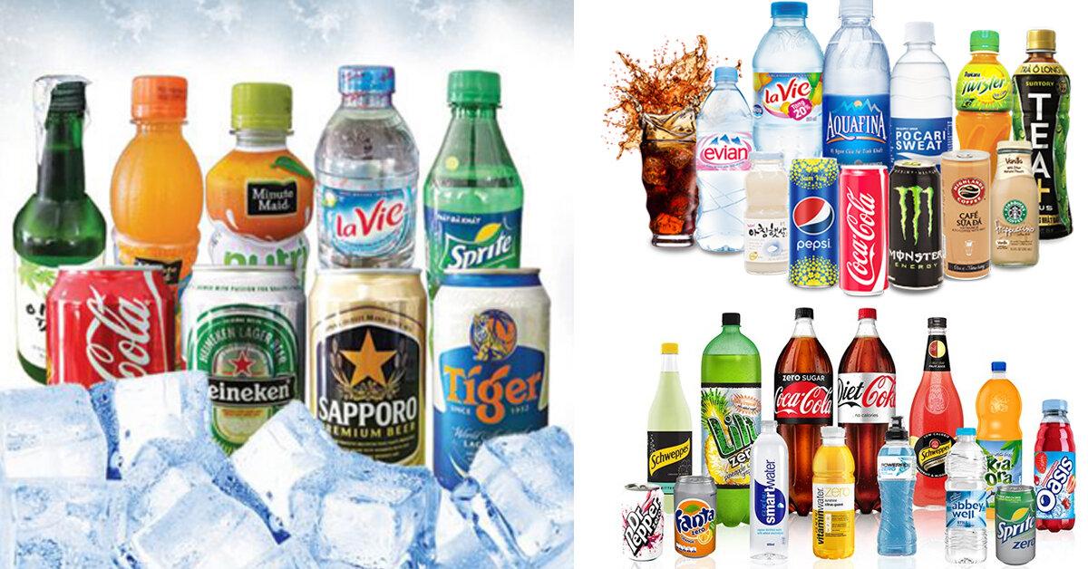 Bảng giá bia nước ngọt các loại cập nhật mới nhất Tết Kỷ Hợi 2019