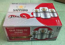 Bảng giá bia Sapporo các loại cập nhật tháng 3/2016