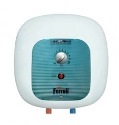 Bảng giá bình nóng lạnh gián tiếp Ferroli 15 lít cập nhật tháng 12/2015