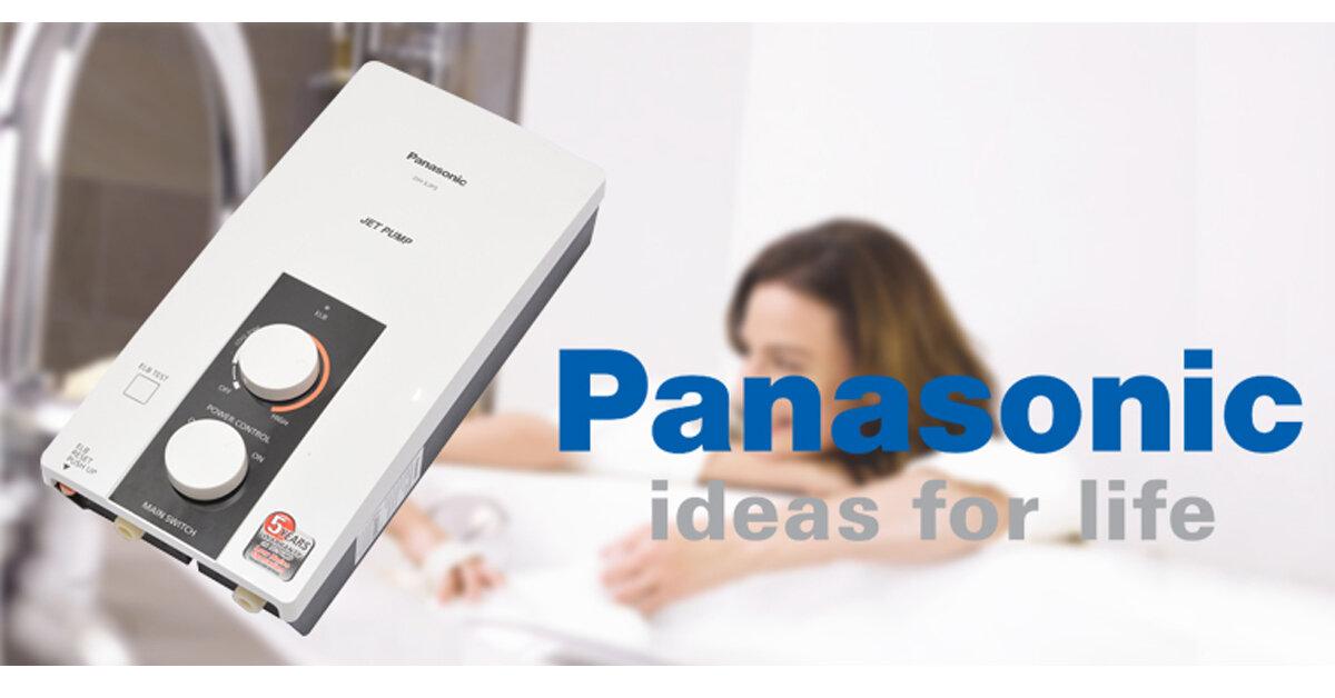 Bảng giá bình tắm nóng lạnh trực tiếp Panasonic cập nhật mới nhất thị trường tháng 11/2018