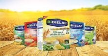 Bảng giá bột ăn dặm Vinamilk Ridielac cập nhật tháng 8/2018