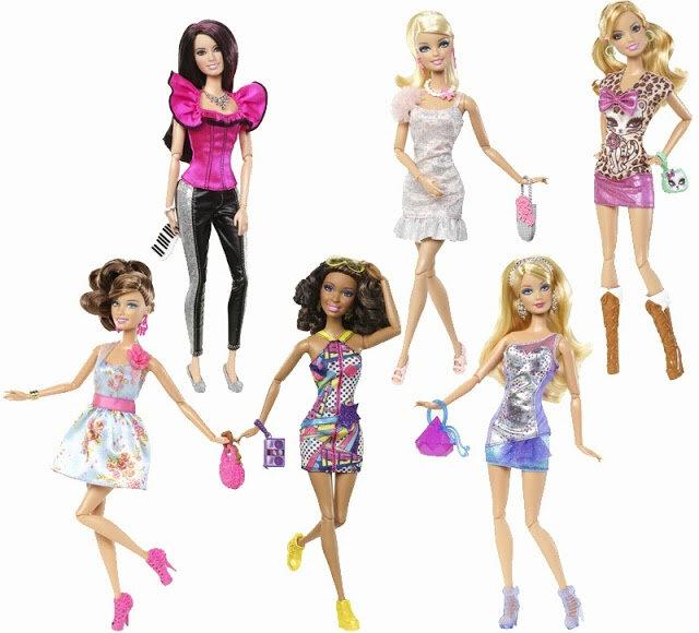 Bảng giá búp bê Barbie cho bé cập nhật mới nhất tháng 1/2017