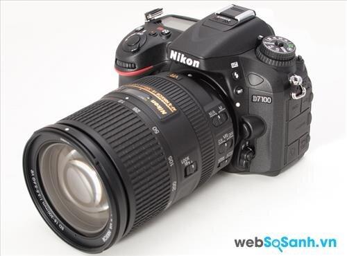 Bảng giá các dòng máy ảnh DSLR Nikon (Body only) trên thị trường tháng 4/2017