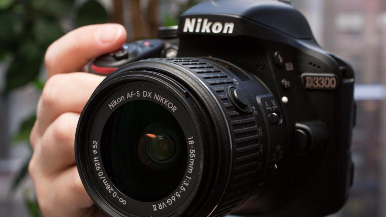 Bảng giá các dòng máy ảnh DSLR Nikon (Body only) trên thị trường tháng 3/2016