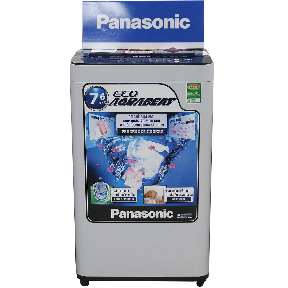 Bảng giá các dòng máy giặt Panasonic cập nhật tháng 12/2015