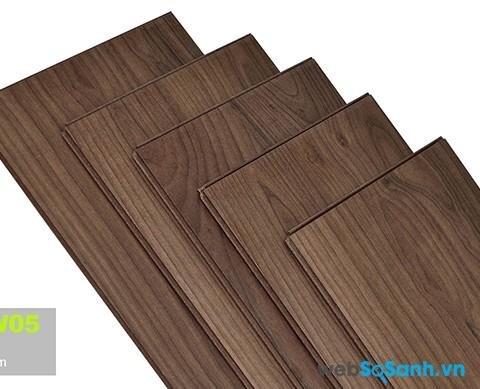Bảng giá các dòng sàn gỗ công nghiệp
