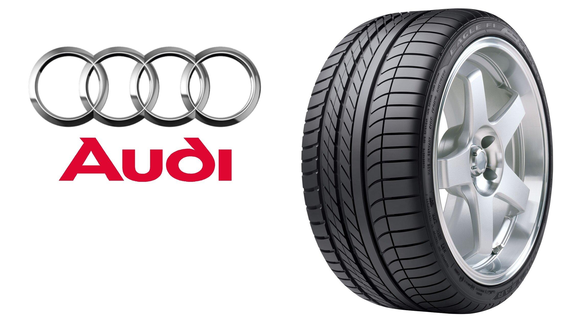 Bảng giá các loại lốp cho xe ô tô Audi cập nhật thị trường tháng 2/2016