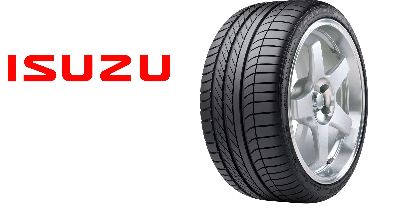 Bảng giá các loại lốp dành cho ô tô Isuzu cập nhật thị trường tháng 2/2016