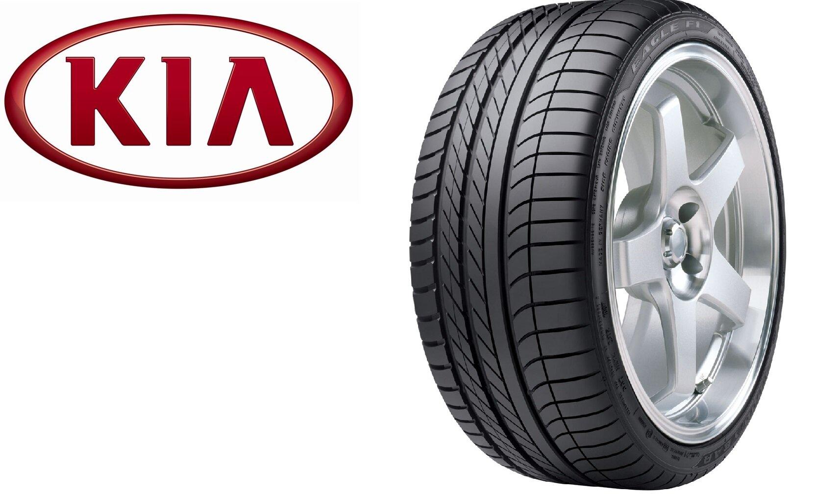 Bảng giá các loại lốp dành cho ô tô Kia cập nhật thị trường tháng 2/2016