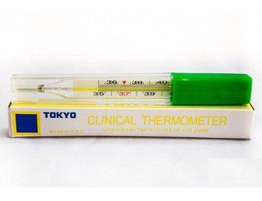 Bảng giá các loại nhiệt kế thủy ngân thông dụng