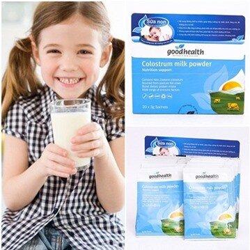Bảng giá các loại sữa non mới nhất cập nhật tháng 3/2016