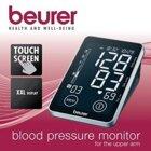 Bảng giá các máy đo huyết áp Beurer trên thị trường năm 2016