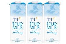Bảng giá các sản phẩm sữa tươi và sữa chua TH True Milk cập nhật tháng 4/2015