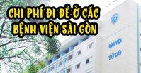 Bảng giá chi phí sinh nở tại các bệnh viện nổi tiếng tại Sài Gòn