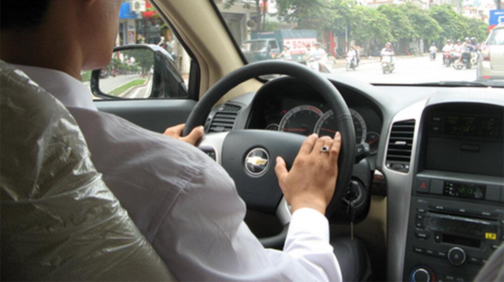 Bảng giá cho thuê xe ô tô có tài xế riêng