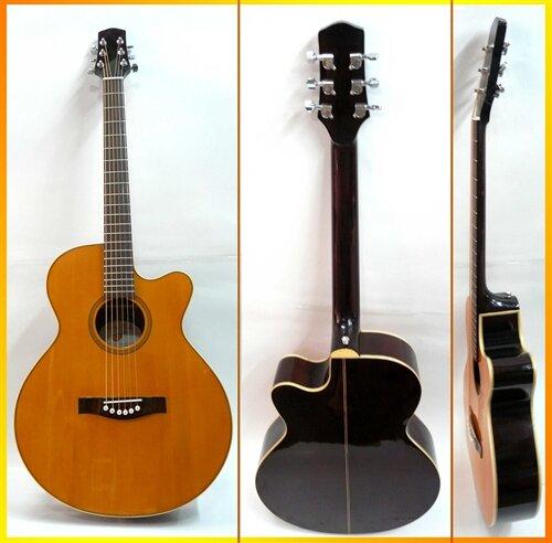 Bảng giá đàn Guitar Acoustic cập nhật thị trường năm 2015