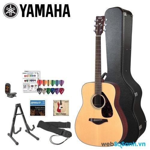Bảng giá đàn guitar Yamaha cập nhật năm 2016
