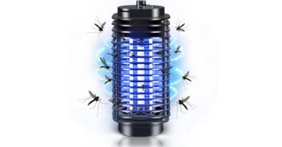 Bảng giá đèn bắt muỗi cập nhật mới nhất tháng 3/2018: nhiều mẫu giảm sâu