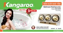 Bảng giá đèn sưởi nhà tắm Kangaroo cập nhật tháng 12/2018