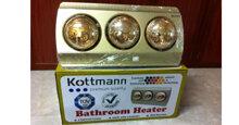 Bảng giá đèn sưởi nhà tắm Kottmann cập nhật 12/2018