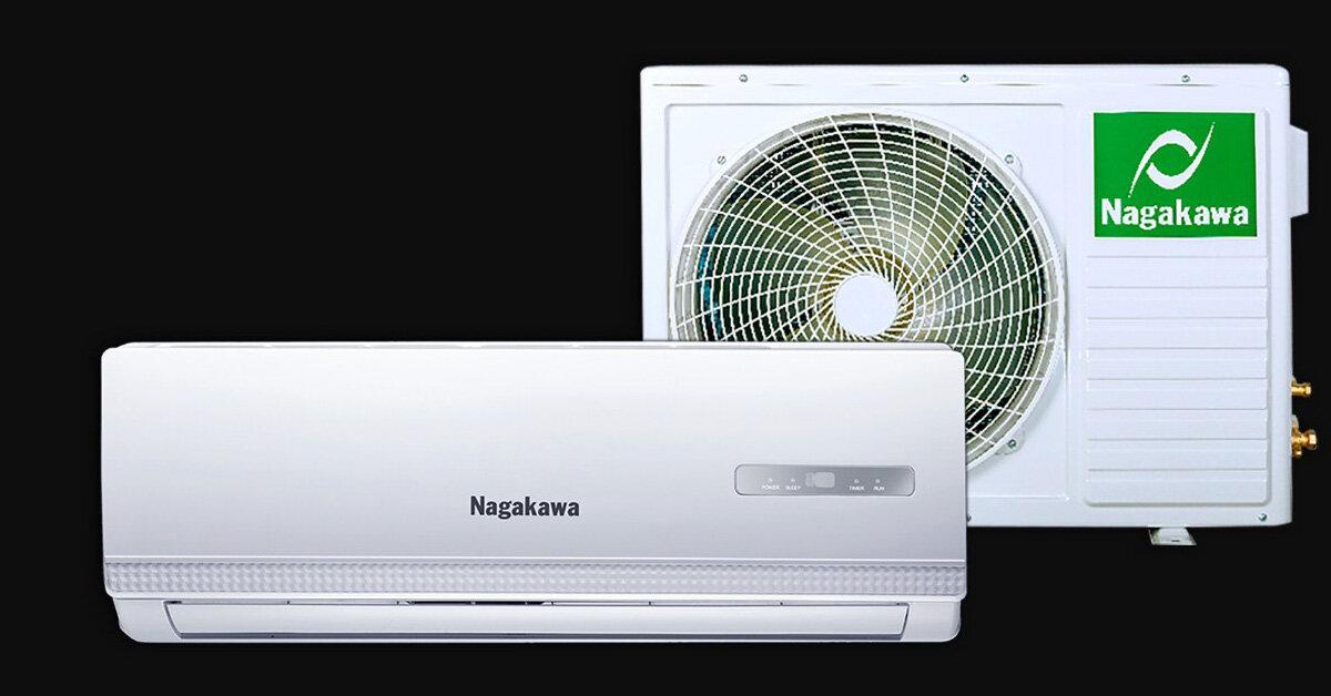 Bảng giá điều hòa Nagakawa cập nhật tháng 3/2019