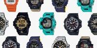 Bảng giá đồng hồ Casio G-Shock chính hãng