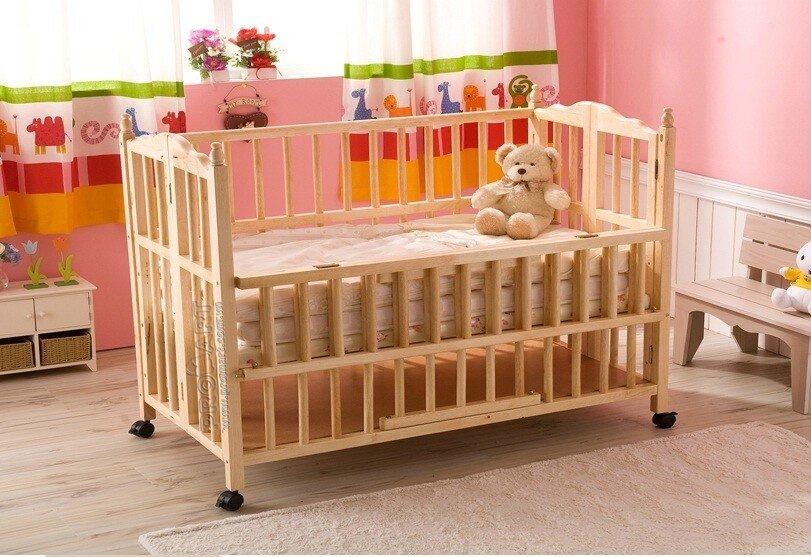 Bảng giá giường cũi trẻ em trên 2 triệu đồng cập nhật tháng 12/2015