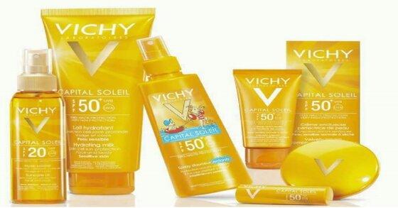 Bảng giá kem chống nắng Vichy cập nhật tháng 5/2019
