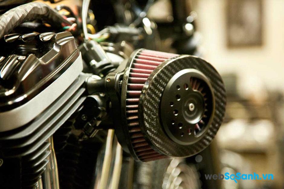Bảng giá lọc gió xe máy Honda chính hãng cập nhật tháng 5/2015