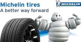 Bảng giá lốp ô tô Michelin mới nhất cập nhật năm 2018