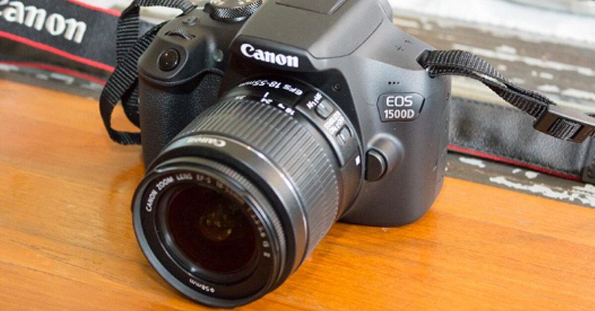 Bảng giá máy ảnh Canon cập nhật mới nhất tháng 4/2019
