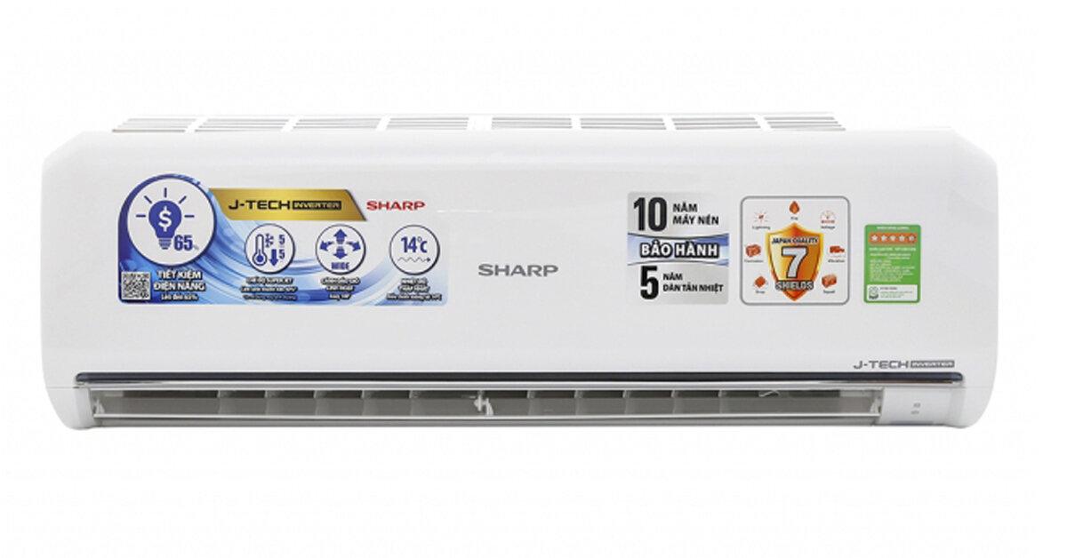 Bảng giá máy điều hòa máy lạnh Sharp cập nhật thị trường tháng 3/2019