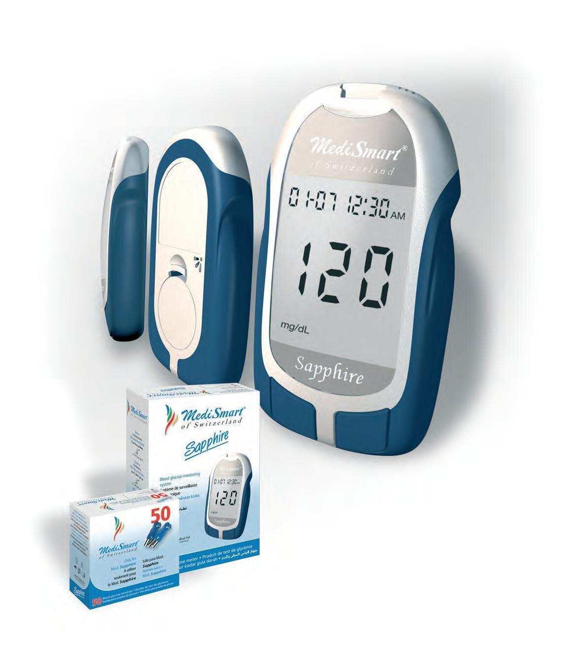 Bảng giá máy đo đường huyết thông dụng nhất hiện nay