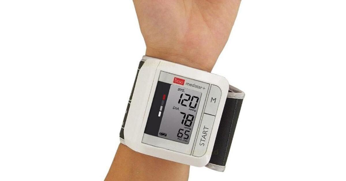 Bảng giá máy đo huyết áp Boso chính hãng rẻ nhất thị trường năm 2019