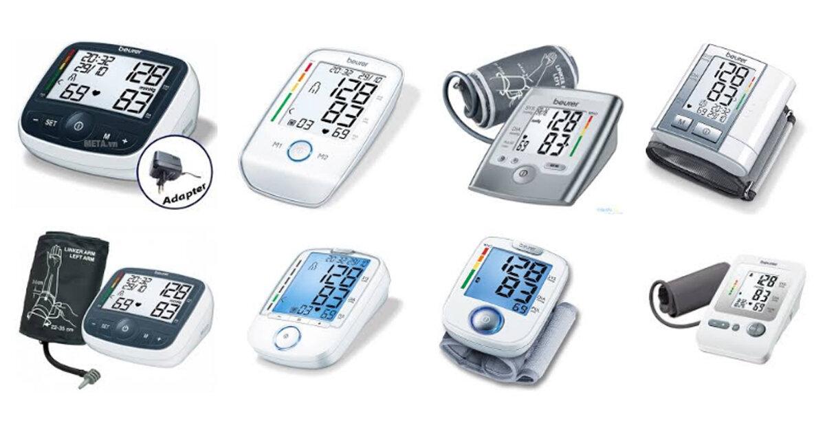 Bảng giá máy đo huyết áp Beurer chính hãng giá rẻ nhất thị trường năm 2018