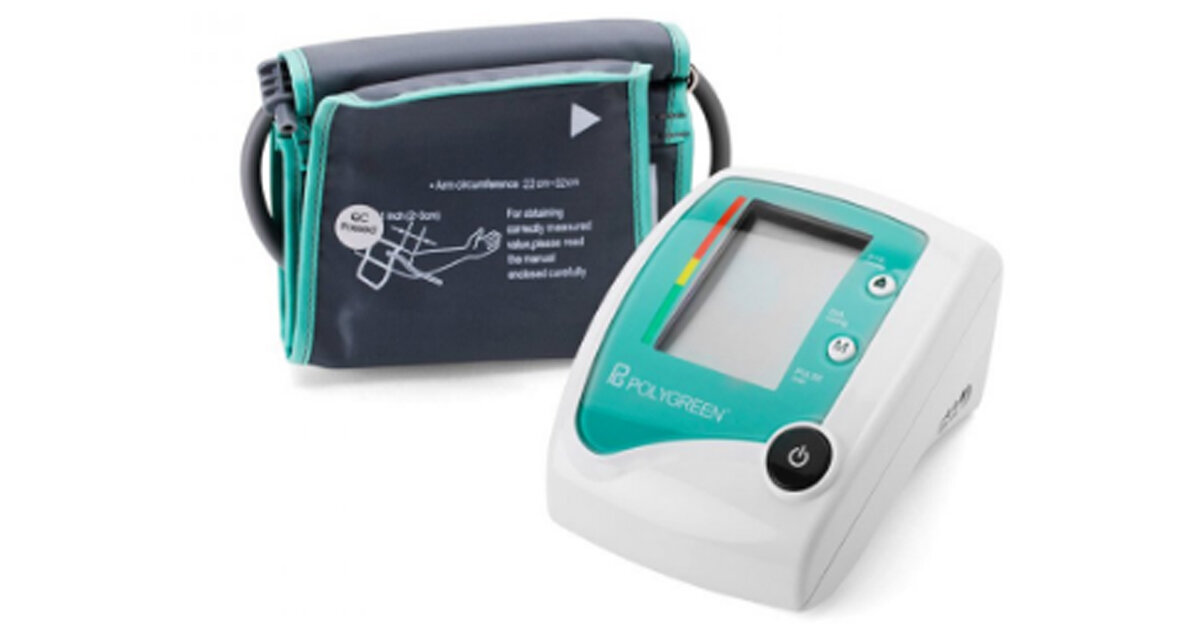 Bảng giá máy đo huyết áp Polygreen cập nhật mới nhất trên thị trường năm 2019