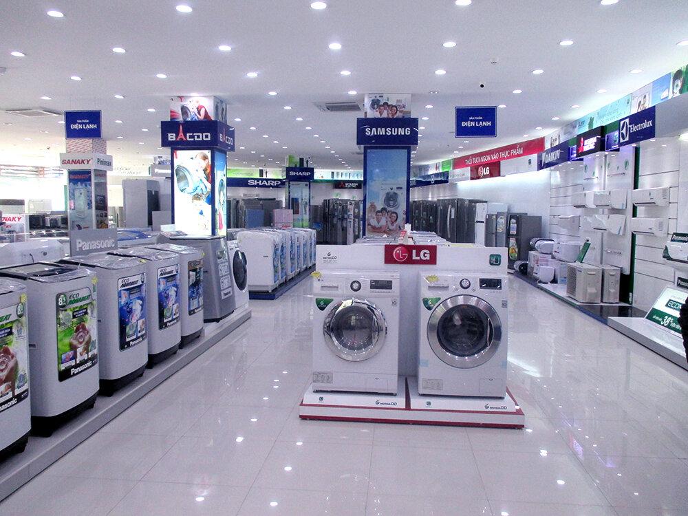 Bảng giá máy giặt mới nhất (tháng 3/2016)