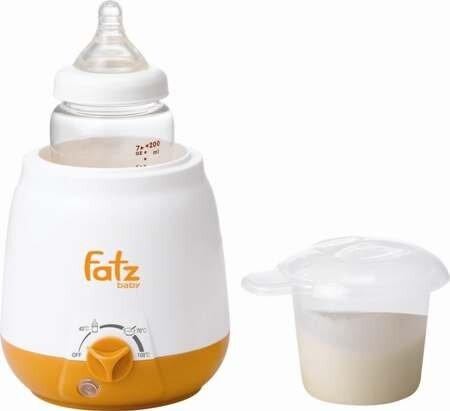 Bảng giá máy hâm sữa Fatz Baby cập nhật tháng 11/2015