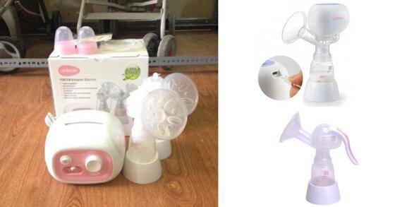 Bảng giá máy hút sữa Unimom cập nhật mới nhất tháng 6/2019