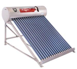 Bảng giá máy nước nóng năng lượng mặt trời Thái dương năng Sơn Hà