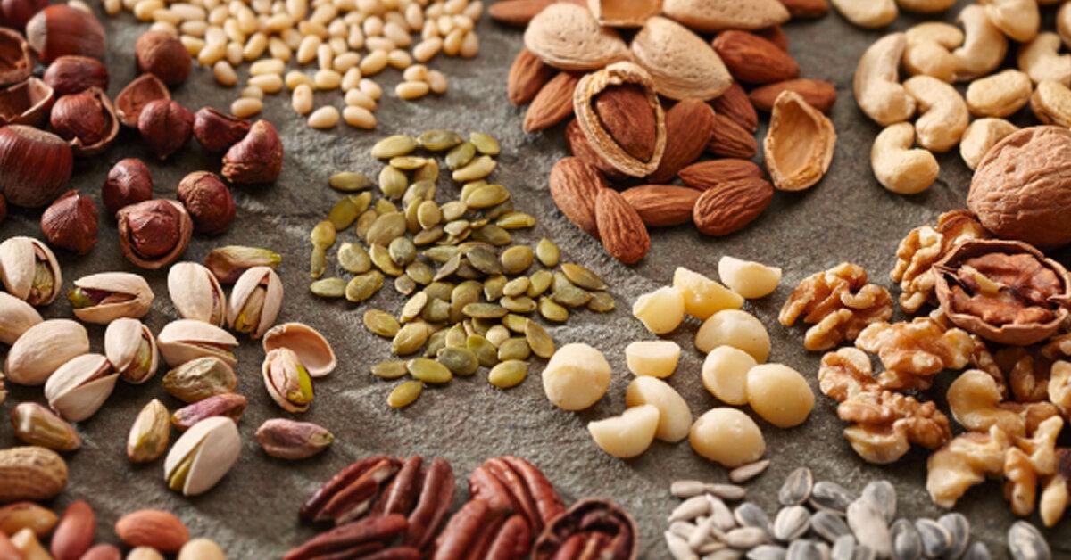 Bảng giá một số loại hạt khô ăn Tết âm lịch 2019