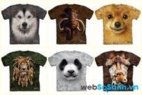 Bảng giá một số mẫu áo thun 3D cập nhật tháng 5/2015