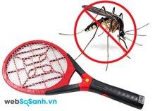 Bảng giá một số mẫu vợt diệt muỗi cập nhật tháng 5/2015