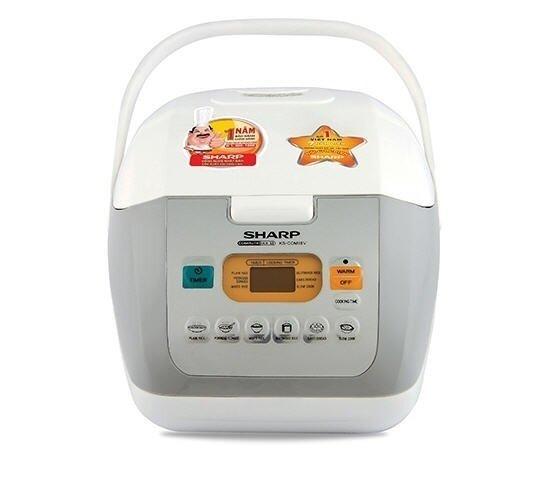 Bảng giá nồi cơm điện Sharp cập nhật 11/2015