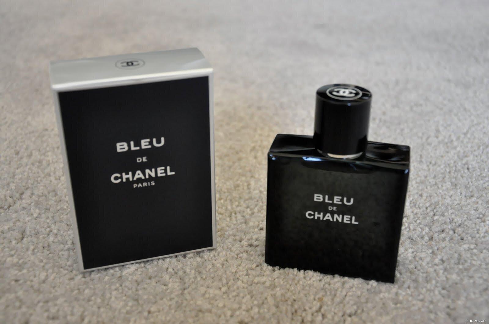 Bảng giá nước hoa Chanel nam chính hãng mới nhất
