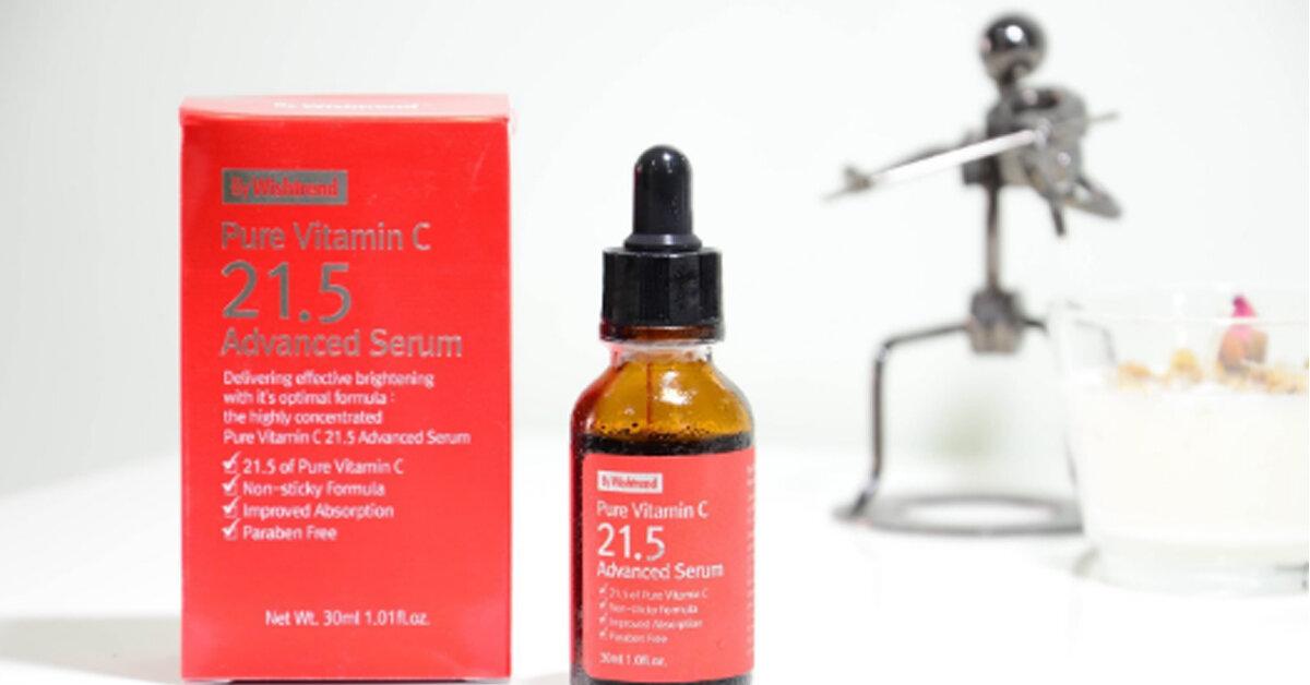 Bảng giá serum chống lão hóa cập nhật mới nhất tháng 11/2018