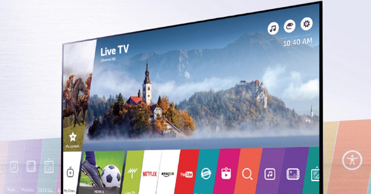 Bảng giá Smarttivi LGđược cập nhật mới nhất tháng 2/2019